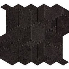 Мозаика  AN67 Boost Tarmac Mosaico Shapes 31*33.5